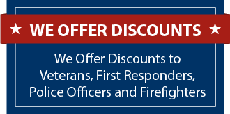 Discounts for First Responders